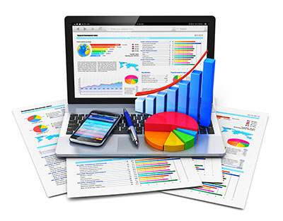 HIM Audit Software with Analytical Reporting